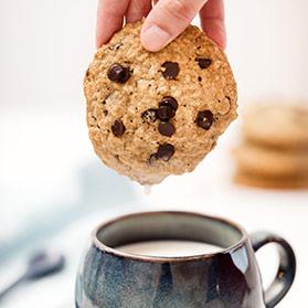 Descubre nuestras deliciosas recetas de tartas y galletas elaboradas con avena Kölln. ¡No te podrás resistir!