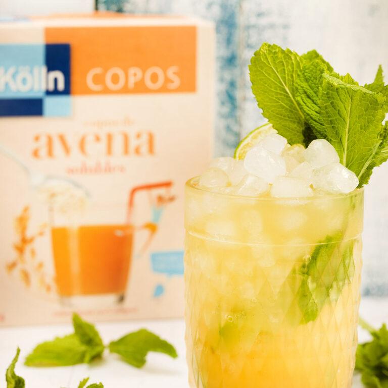 Descubre nuestras deliciosas recetas de snacks y bebidas elaborados con avena Kölln. ¡Te encantarán!
