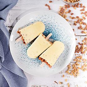 Descubre nuestras deliciosas recetas de postres con Avena: fruta, helados, tortitas, etc. ¡Están para chuparte los dedos!